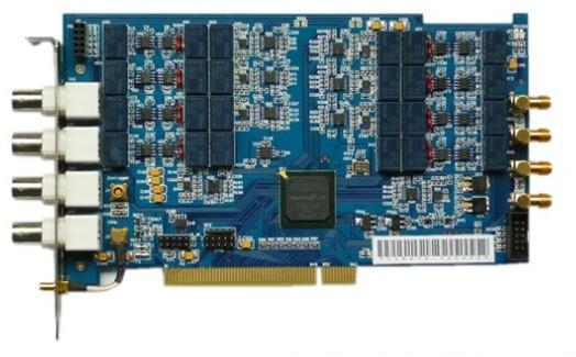 pci8524 并行8ch24bits100ksps高精度数据采集卡