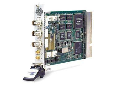 250ms/spxi总线 ;波形发生器 ;单通道 250 ms/s 波形发生器 ;正弦和