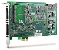 DAQe-2204 PCI Express 64-CH, 3MS/s 12-bit Multi-function card 